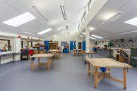 Cumnor House School Science Block